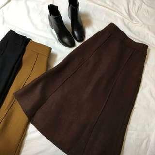 正韓 重磅 剪綵裙 (售黑色)