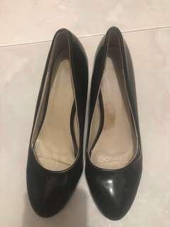 fladeo heels glossy preloved mulus