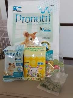 Pronutri Young Rabbit Food (4 Free Gifts)