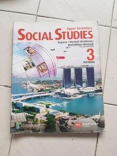 Social Studies Textbook