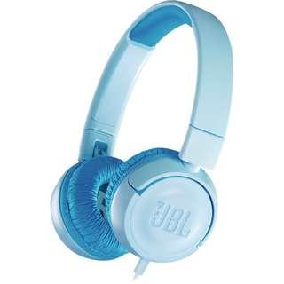 JBL JR300 Headphones (Blue) #XMAS25