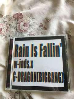 w-inds.的第26張單曲 Rain Is Fallin'/HYBRID DREAM 只售$35