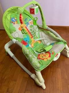 Fisher Price Baby Toddler Rocker
