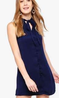 ZALORA PUSSY BOW DRESS COLLECTION