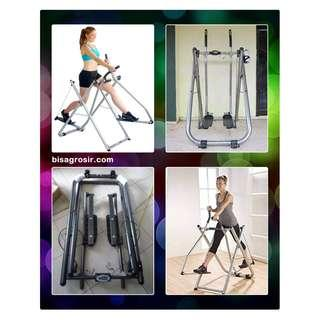 Jual Alat Fitnes Air walker Glider Free Style Alat Olahraga Termurah