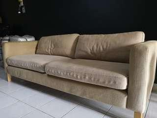 Ikea karlstad sofa (2 seat sofa)