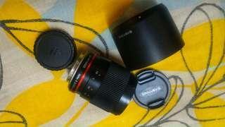 Samyang 300mm Lens