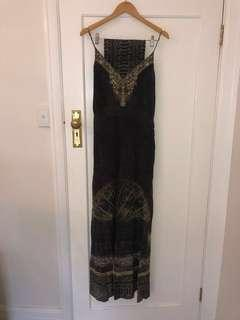 Camilla Ancient Eyes Jumpsuit With Belt Size 1 NEW WITH TAGS