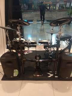 Drum Elektric Yamaha Bisa di Cicil Tanpa Cc Free 1x Angsuran