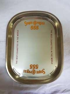 State Express 555 Metal Plate