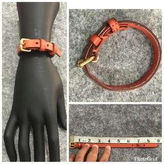 Bracelet leather by LV