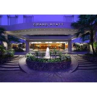 Grand Hyatt Weekend Staycation Deals
