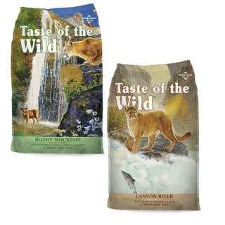 Taste of the Wild Rocky Mountain Cat Food 7kg