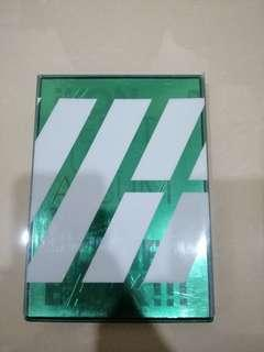 [Available] IKON Full debut album - welcome back. green ver