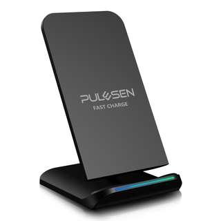 PULESEN SC410 Fast Wireless Charging Pad Stand (B15)