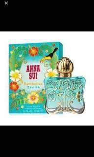 Anna Sui Romantica Exotica Edt 30ml Women Perfume