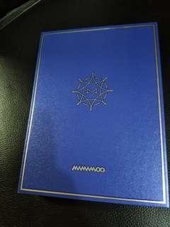 Mamamoo Blue.s净專