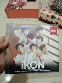 [Available] IKON Regular CD (Japan version)