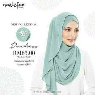 naelofar instant shawl duchess #XMAS25