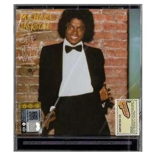 MICHAEL JACKSON - Off The Wall 2015 SONY MUSIC CD (IMPORTED)