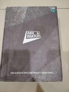 [Available] IKON Mix and Match DVD