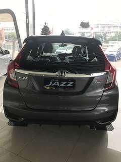 HONDA JAZZ RS THE BEST CITY CAR