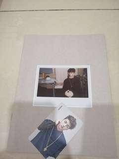 [Available] Mix and match iKON Junhoe Polaroid and PC