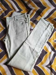Folded and Hung Slim jeans