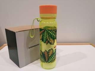 Starbucks Summer Toucan Bird Water Bottle
