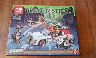 Lepin Ghostbusters