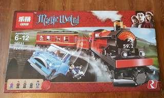 Lepin Harry Potter Train