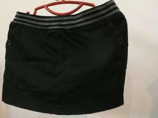 Pant skirt