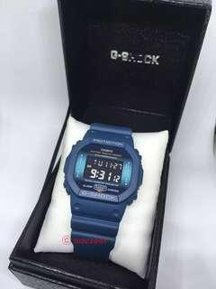DW-5600CC (Navy Blue) : G-Shock Original