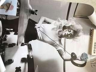 Lady Gaga Joanne海報一張