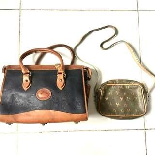 CLEARANCE SALE: Vintage Dooney and Bourke Bags
