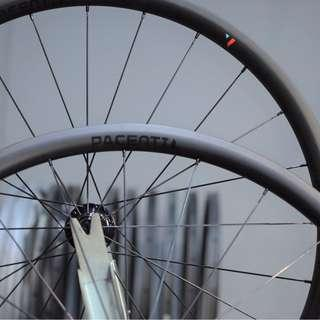 Pacenti USA Hand Built 30mm Carbon Tubeless Wheelset (Clearance) Usual $1900