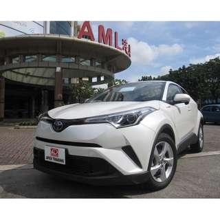 Toyota C-HR Hybrid 1.8 S For Rent Call Now!
