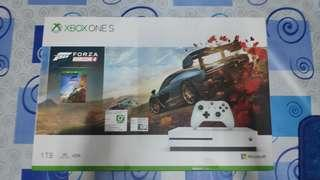 [ New and Seal ] Xbox One S 1TB With Forza Horizon 4