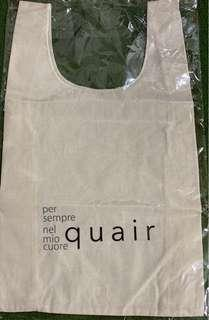 全新 日本小物 環保袋 帆布袋 購物包  未使用