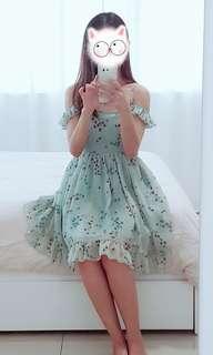 Off Shoulder Fairy Dress