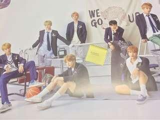 NCT Dream We Go Up official posters