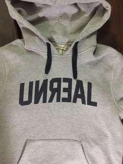 """H&M Hoodie """"UNREAL"""""""