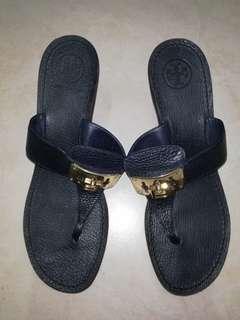 Sandal midheel by Toryburch