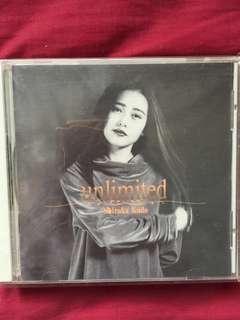 工藤靜香unlimited 大碟cd