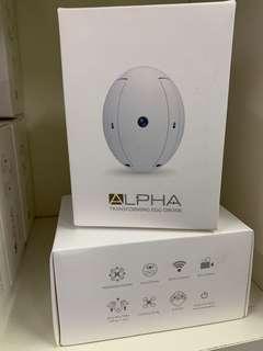 Alpha transforming egg drone
