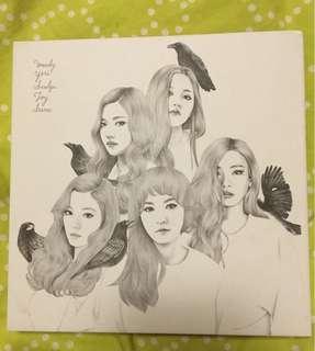 Red Velvet Automatic ver album.