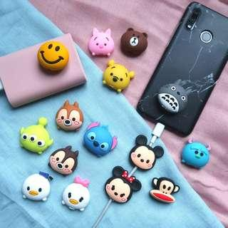 Cord Protector/ Tsum Tsum Cable Protector