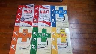 MSA NMAT REVIEWER