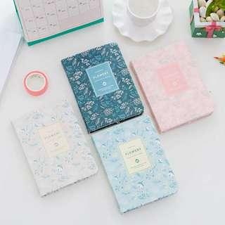 🚚 2019 Planner - Flower Collection (A6)