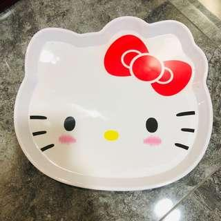 Big hello kitty plate / tray